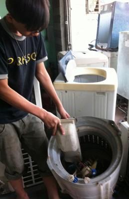 Sửa máy giặt tại Mễ Trì 0978850989-0973380650