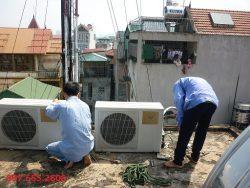Sửa điều hòa tại Trần Duy Hưng 0978850989