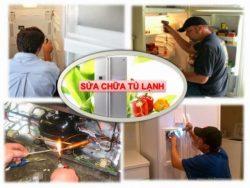 Sửa tủ lạnh tại Đình Thôn uy tín chất lượng
