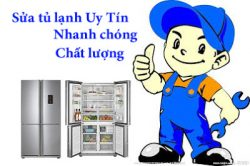 Sửa chữa tủ lạnh tại Mễ Trì- Từ Liêm