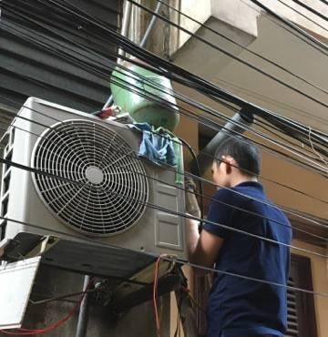Sửa điều hòa tại Quan Hoa
