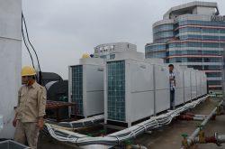 Tháo lắp điều hòa tại Phú Đô