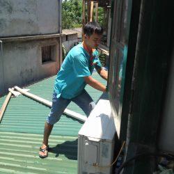 Tháo lắp điều hòa tại Cầu Giấy