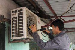 Bảo dưỡng điều hòa tại Xuân La