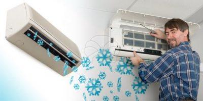 Sửa chữa bảo dưỡng điều hòa tại Trần Bình