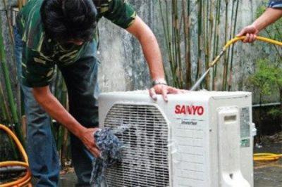 Bảo dưỡng điều hòa tại Phú Đô
