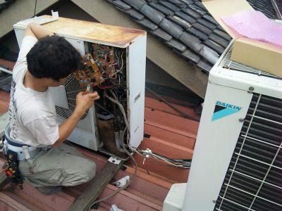 Sửa tủ lạnh, điều hòa tại Hà nội