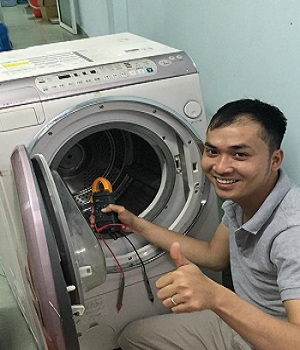 Sửa máy giặt tại kim chung